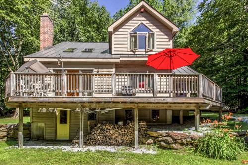 Oak Hill Solitude - Wardsboro, VT Vacation Rental