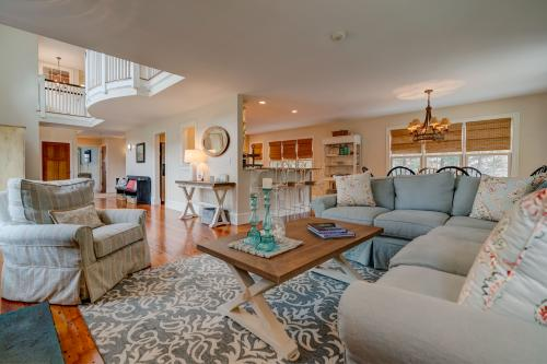 Stunning Coastal Retreat - Falmouth, MA Vacation Rental