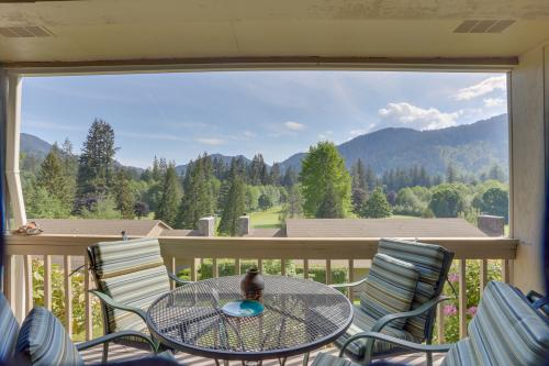 Misty Ridges - Welches, OR Vacation Rental