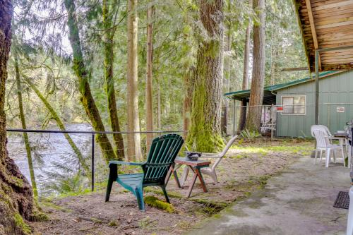 Retreat on the Salmon - Brightwood, OR Vacation Rental