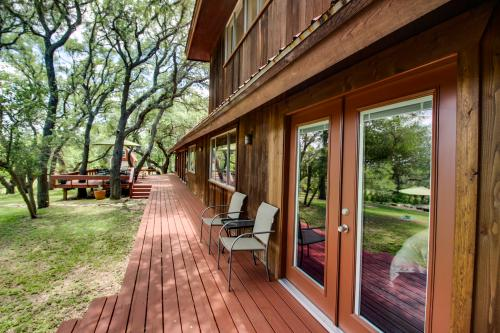 Big Red Homestead - Dripping Springs, TX Vacation Rental