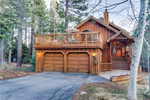 Challie's Chalet - Tahoe City Vacation Rental