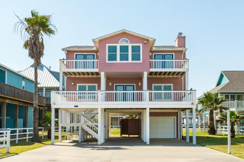An Oceanview - Crystal Beach, TX Vacation Rental