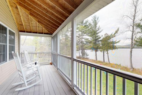 The House on Whetstone Pond - Abbot, ME Vacation Rental