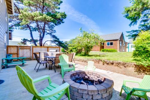 Dolphin House - Rockaway Beach, OR Vacation Rental