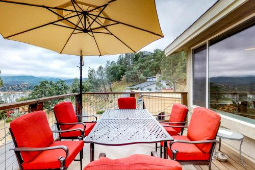 Austin House - Bradley, CA Vacation Rental