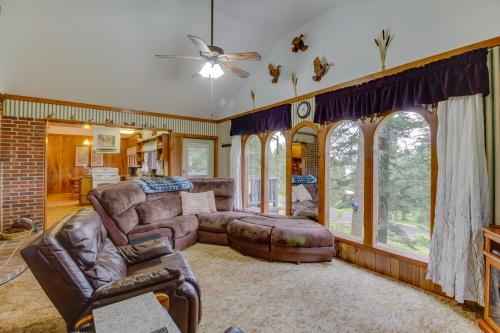 West Mountain Comfort - Cascade, ID Vacation Rental