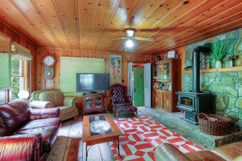 The Last Resort - Guerneville, CA Vacation Rental