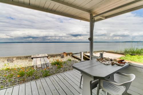 Historic Shore Cottage - Bainbridge Island, WA Vacation Rental