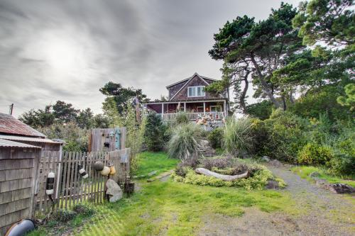 Heceta House and Fisherman's Cottage - Florence, OR Vacation Rental