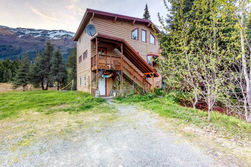 Musky Meadows II - Girdwood, AK Vacation Rental