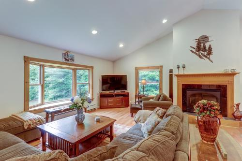Among the Trees - Proctorsville, VT Vacation Rental