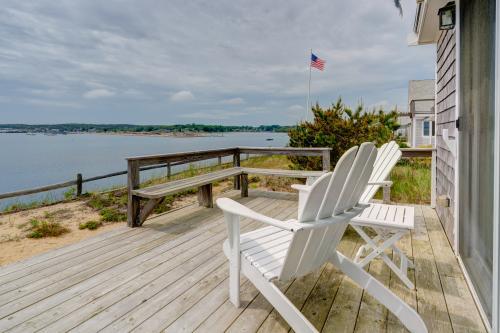 Sandpiper Hill Waterfront - Wellfleet, MA Vacation Rental