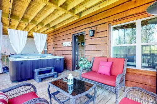 La Vista at 1300 - Blairsville, GA Vacation Rental