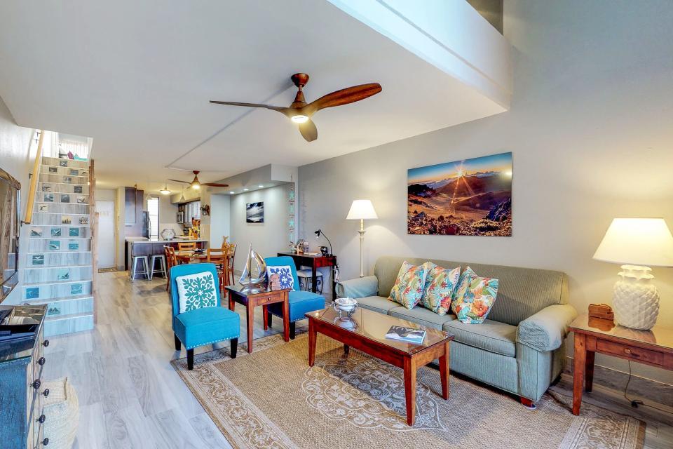 Kahana Villa E610 - Kahana Vacation Rental