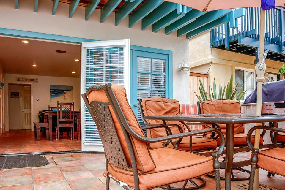 South Mission Oceanview Duplex 4 Bedroom - San Diego Vacation Rental - Photo 27