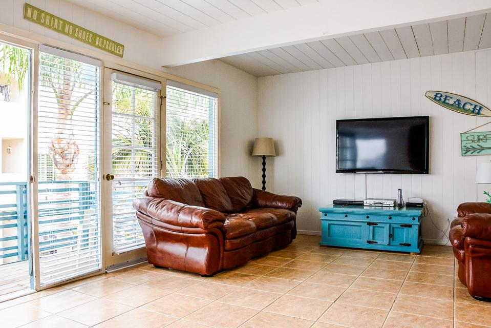 South Mission Oceanview Duplex 4 Bedroom - San Diego Vacation Rental - Photo 6
