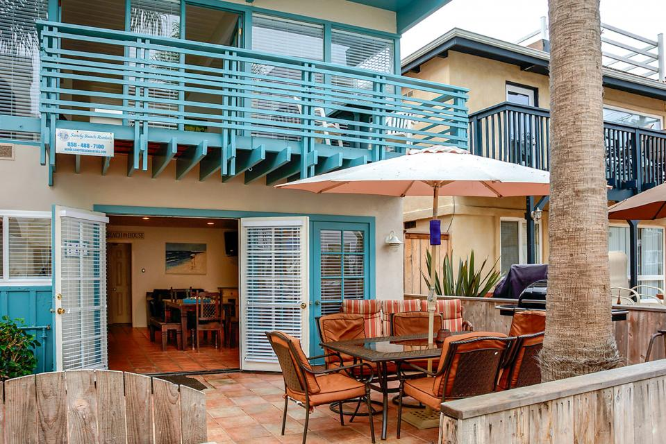 South Mission Oceanview Duplex - San Diego Vacation Rental - Photo 26
