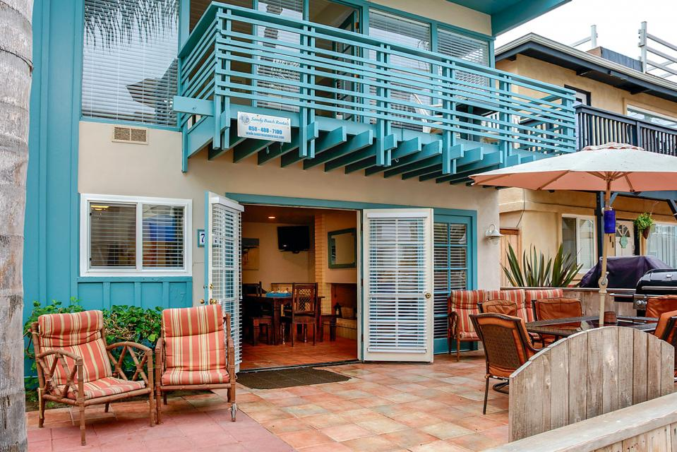 South Mission Oceanview Duplex - San Diego Vacation Rental - Photo 1