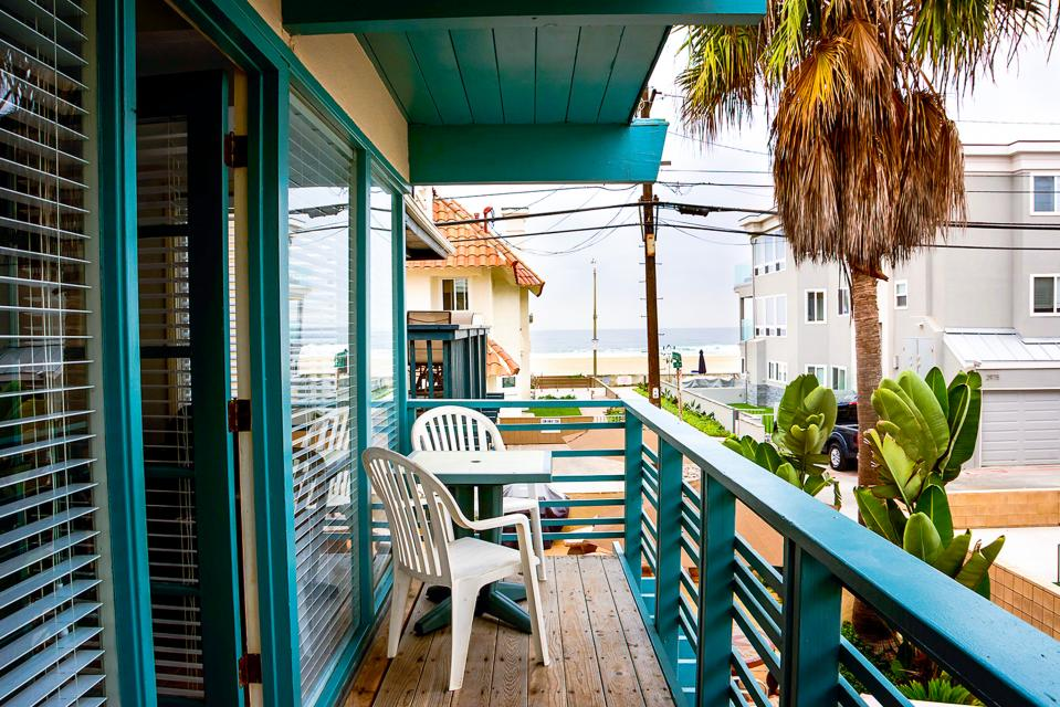 South Mission Oceanview Duplex - San Diego Vacation Rental - Photo 18
