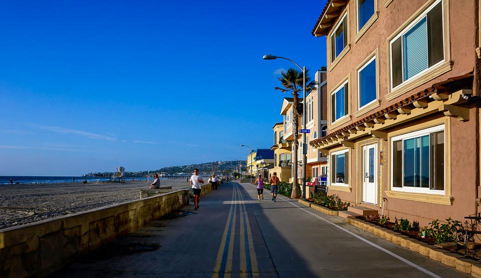 North Mission Oceanfront - San Diego Vacation Rental - Photo 1