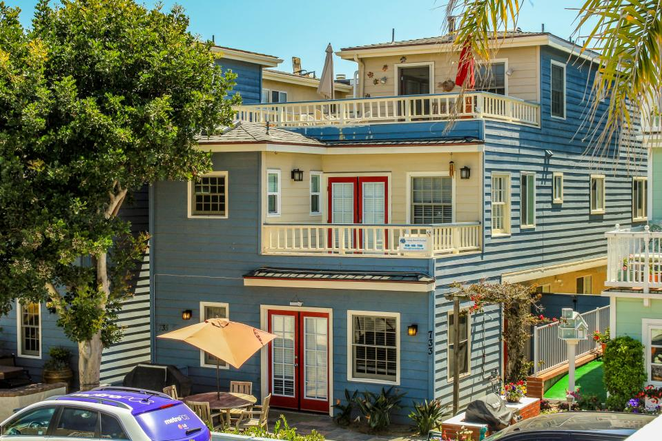 La Playa House 3 Bd Vacation Rental In San Diego Ca Vacasa