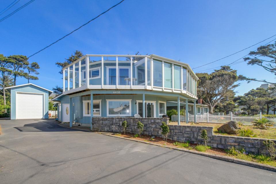 Side Door Cafe Gleneden Beach Oregon