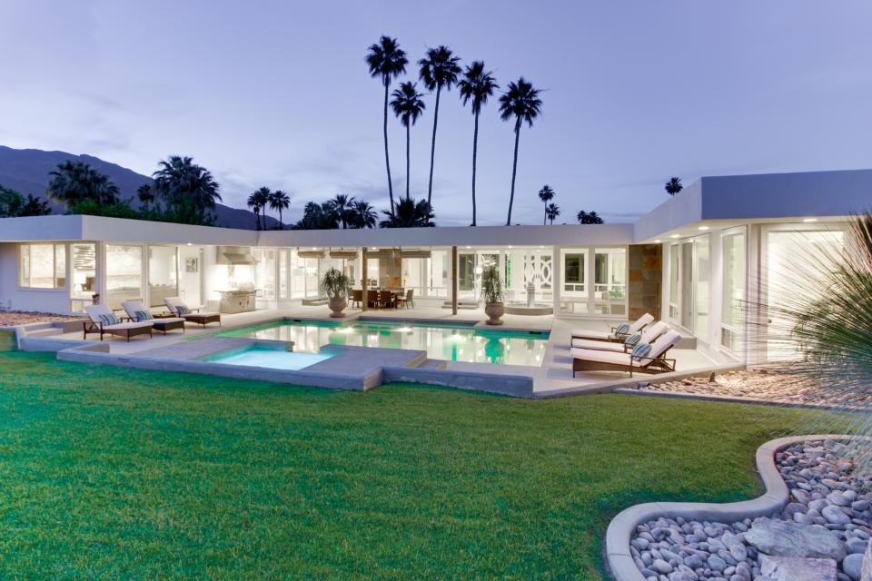 Luxurious Indian Canyons Estate - Palm Springs Vacation Rental - Photo 46