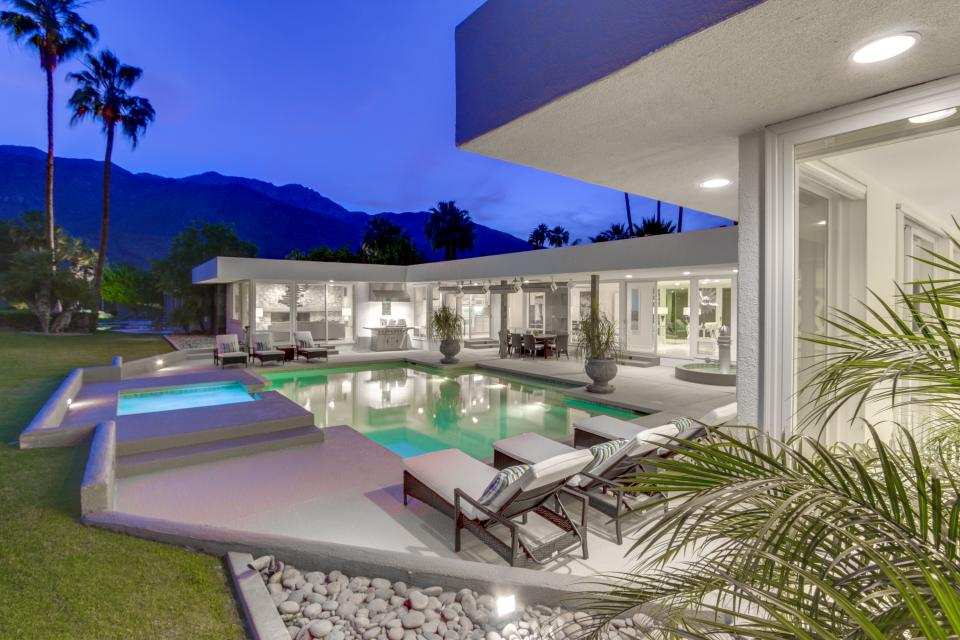 Luxurious Indian Canyons Estate - Palm Springs Vacation Rental - Photo 43
