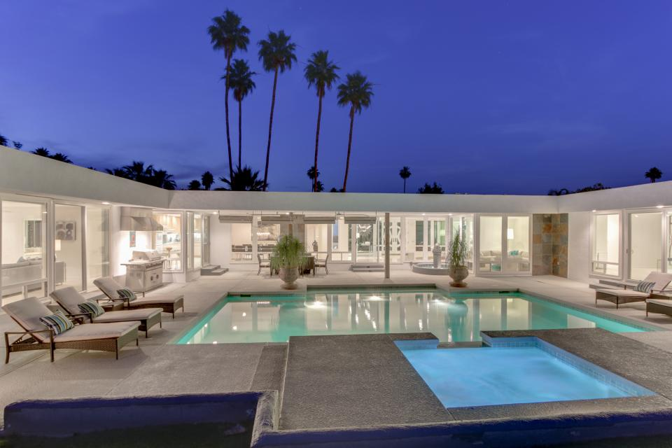 Luxurious Indian Canyons Estate - Palm Springs Vacation Rental - Photo 44