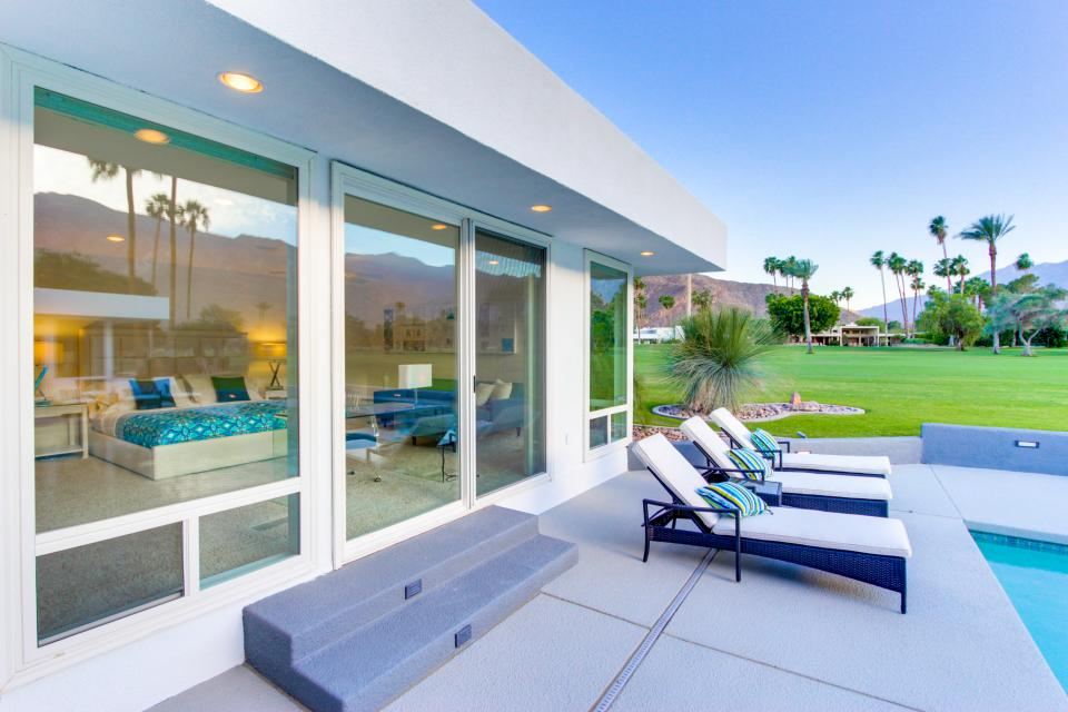 Luxurious Indian Canyons Estate - Palm Springs Vacation Rental - Photo 39
