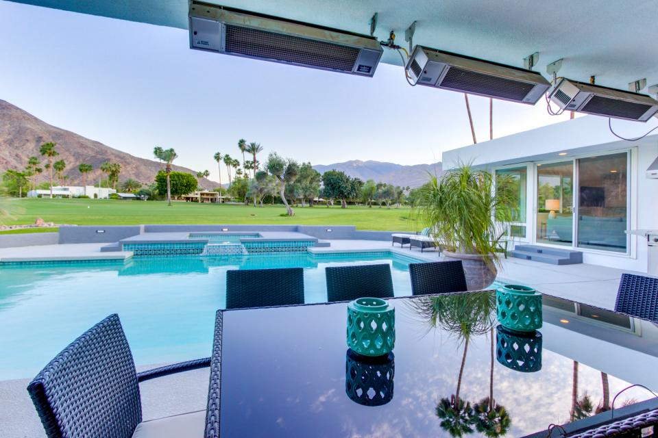 Luxurious Indian Canyons Estate - Palm Springs Vacation Rental - Photo 4