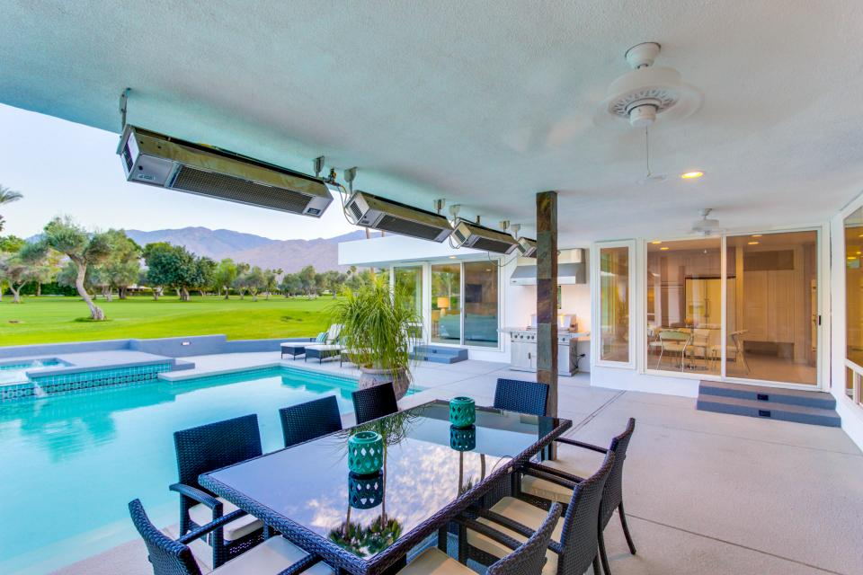 Luxurious Indian Canyons Estate - Palm Springs Vacation Rental - Photo 41