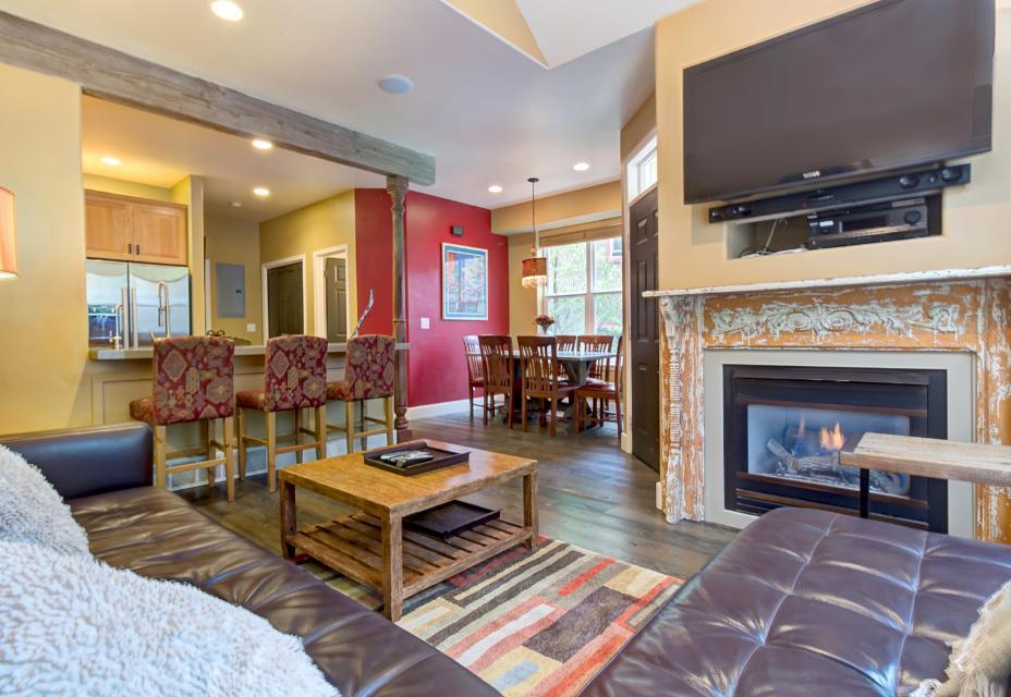 Daly Canyon Retreat - Park City Vacation Rental - Photo 4
