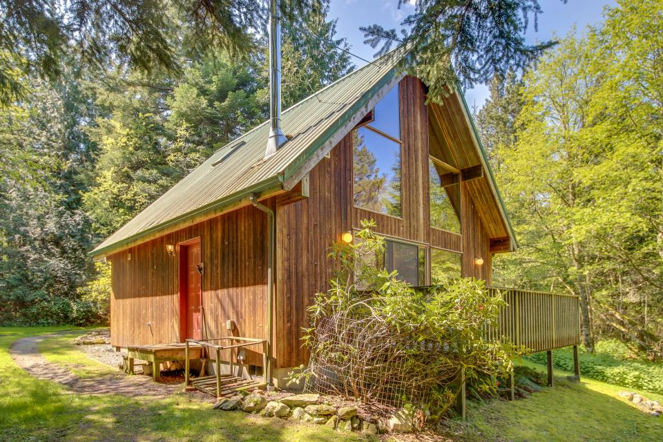 to mt rent washington little owl pin the at for rainier packwood in cabins cabin