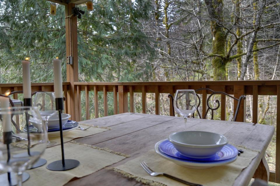 Swedish Stuga Vacation Rental - Rhododendron Vacation Rental - Photo 48