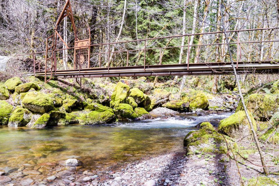 Swedish Stuga Vacation Rental - Rhododendron Vacation Rental - Photo 5