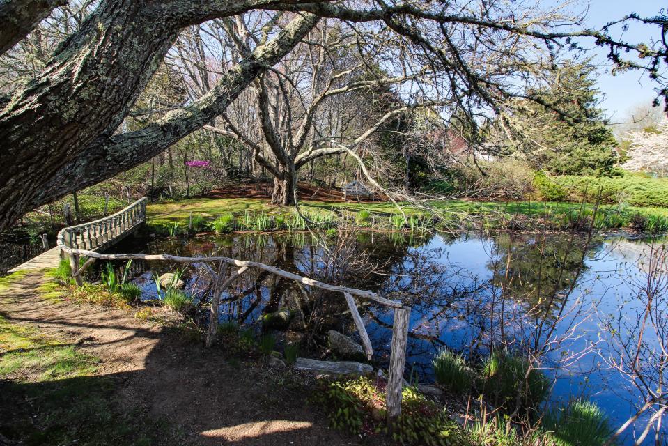 The Looks Pond Garden House - West Tisbury Vacation Rental - Photo 3