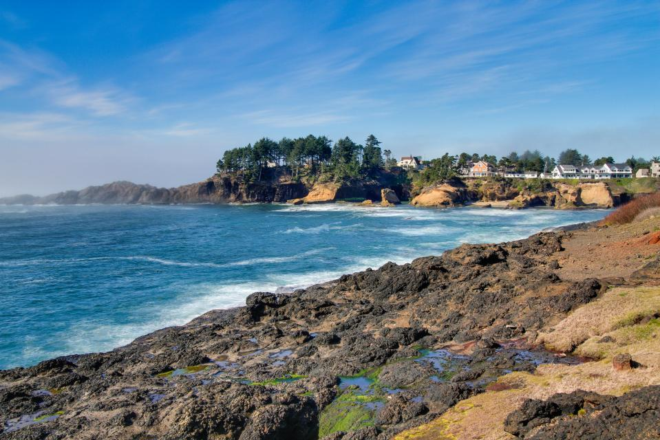 Pirate Cove Cottage 2 - Depoe Bay Vacation Rental - Photo 23