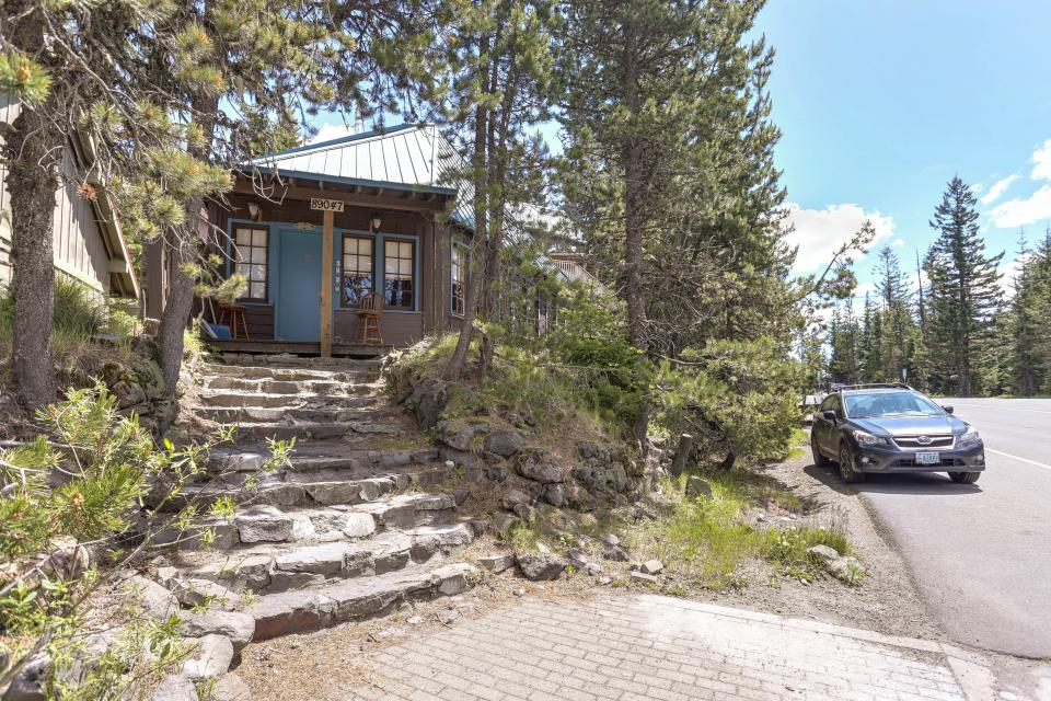 Flying Stag: Main Lodge - Government Camp Vacation Rental - Photo 28