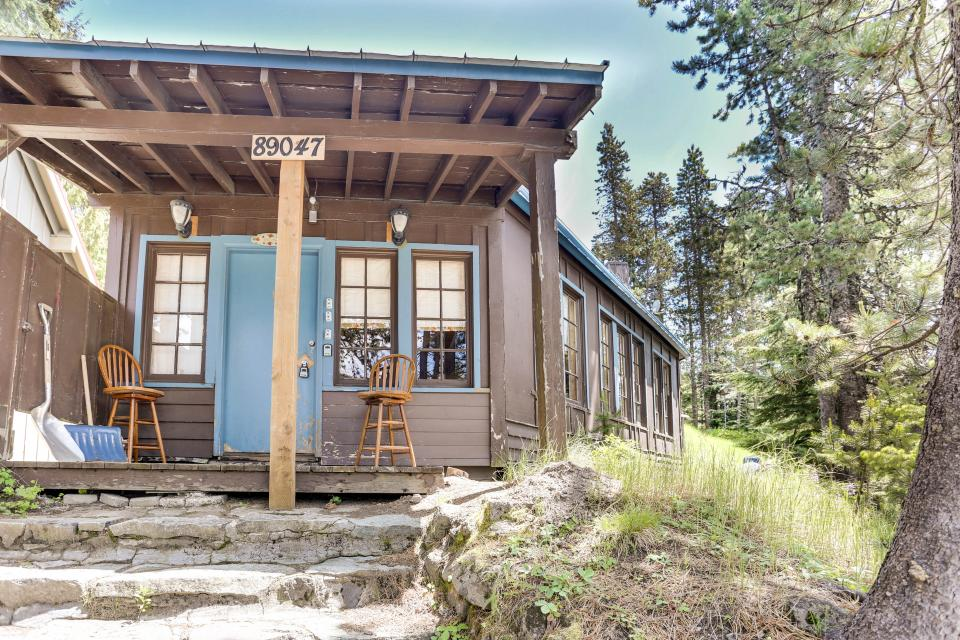 Flying Stag: Main Lodge - Government Camp Vacation Rental - Photo 34