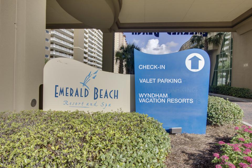 Emerald Beach 2234 - Panama City Beach Vacation Rental - Photo 26