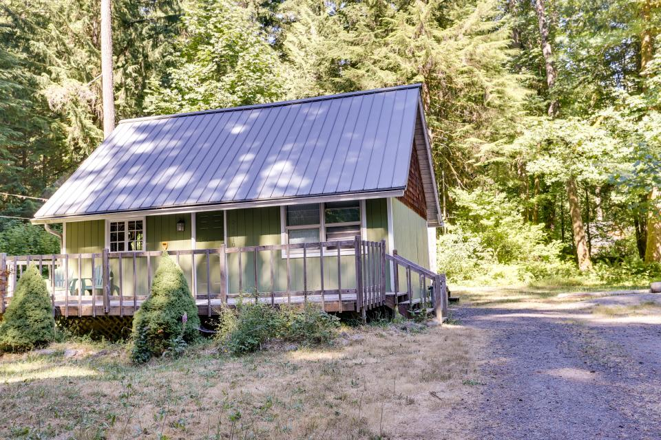 Mount Hood Cabin - Rhododendron Vacation Rental - Photo 29