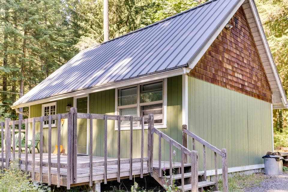 Mount Hood Cabin - Rhododendron Vacation Rental - Photo 26