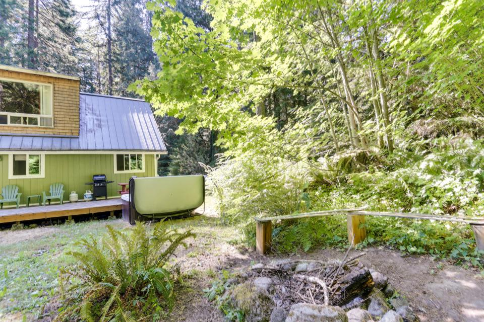 Mount Hood Cabin - Rhododendron Vacation Rental - Photo 30