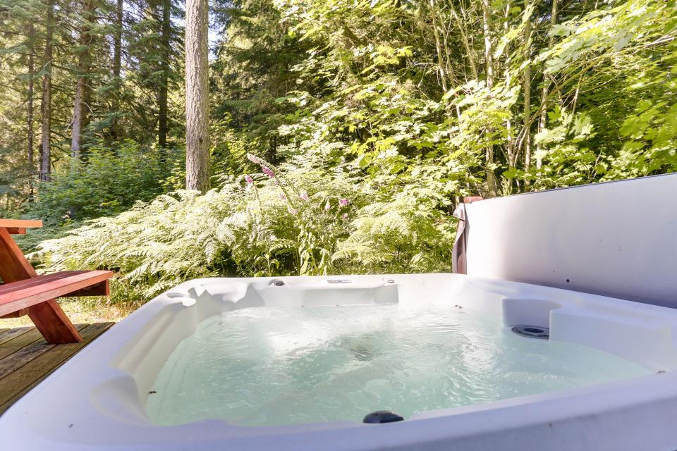 Mount Hood Cabin - Rhododendron Vacation Rental - Photo 28