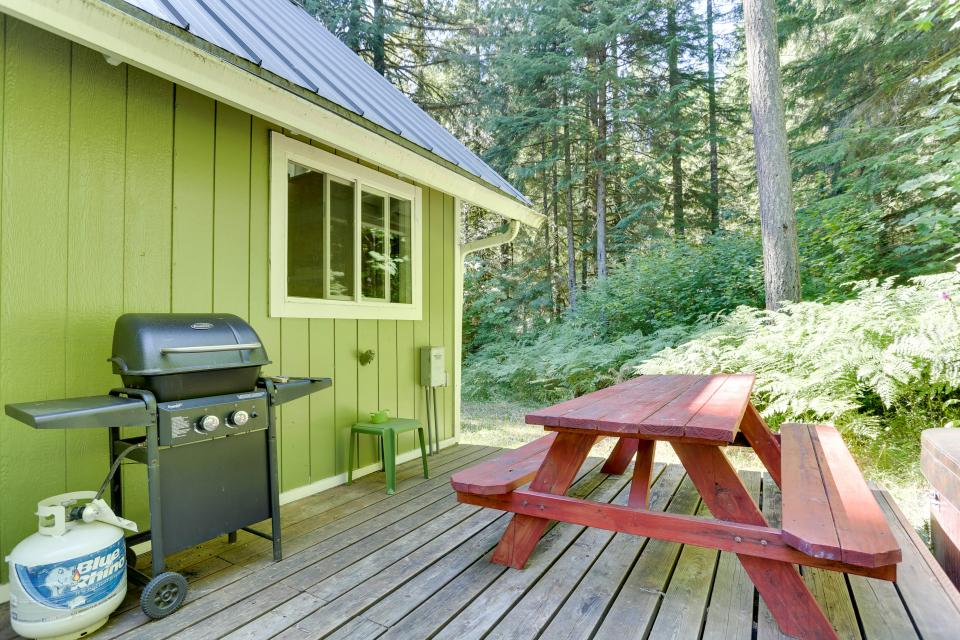 Mount Hood Cabin - Rhododendron Vacation Rental - Photo 8