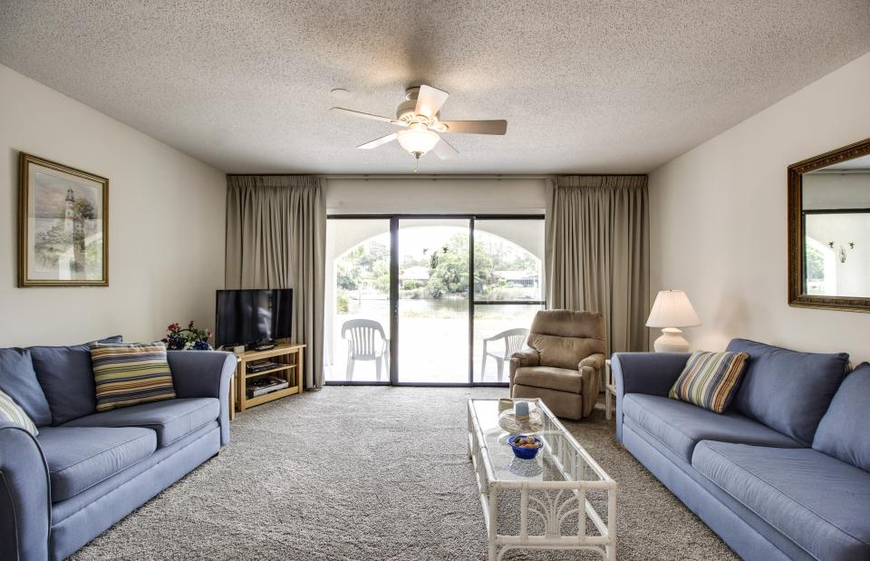 The Inn at St. Thomas Square #301 - Panama City Beach Vacation Rental - Photo 1