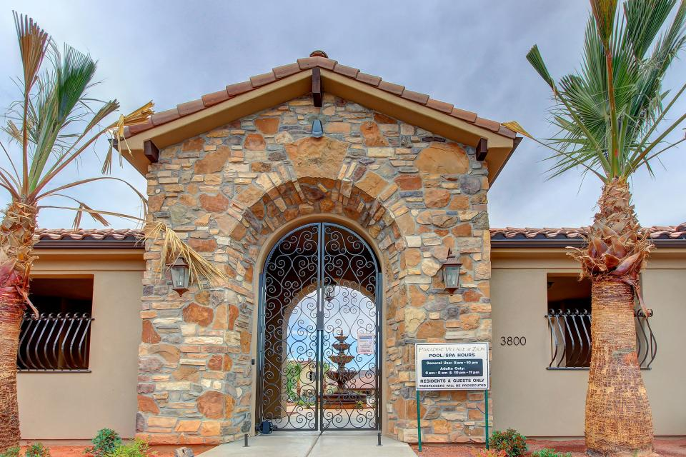 Mountain View Retreat: Paradise Village at Zion #39 - Santa Clara Vacation Rental - Photo 73