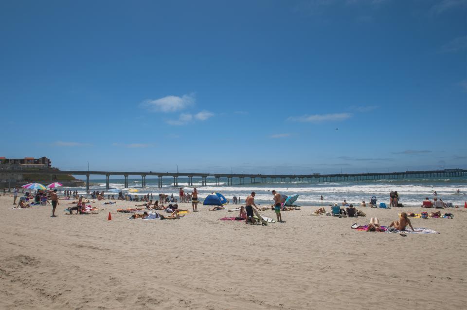 Ocean Beach Pier #2 - San Diego Vacation Rental - Photo 27